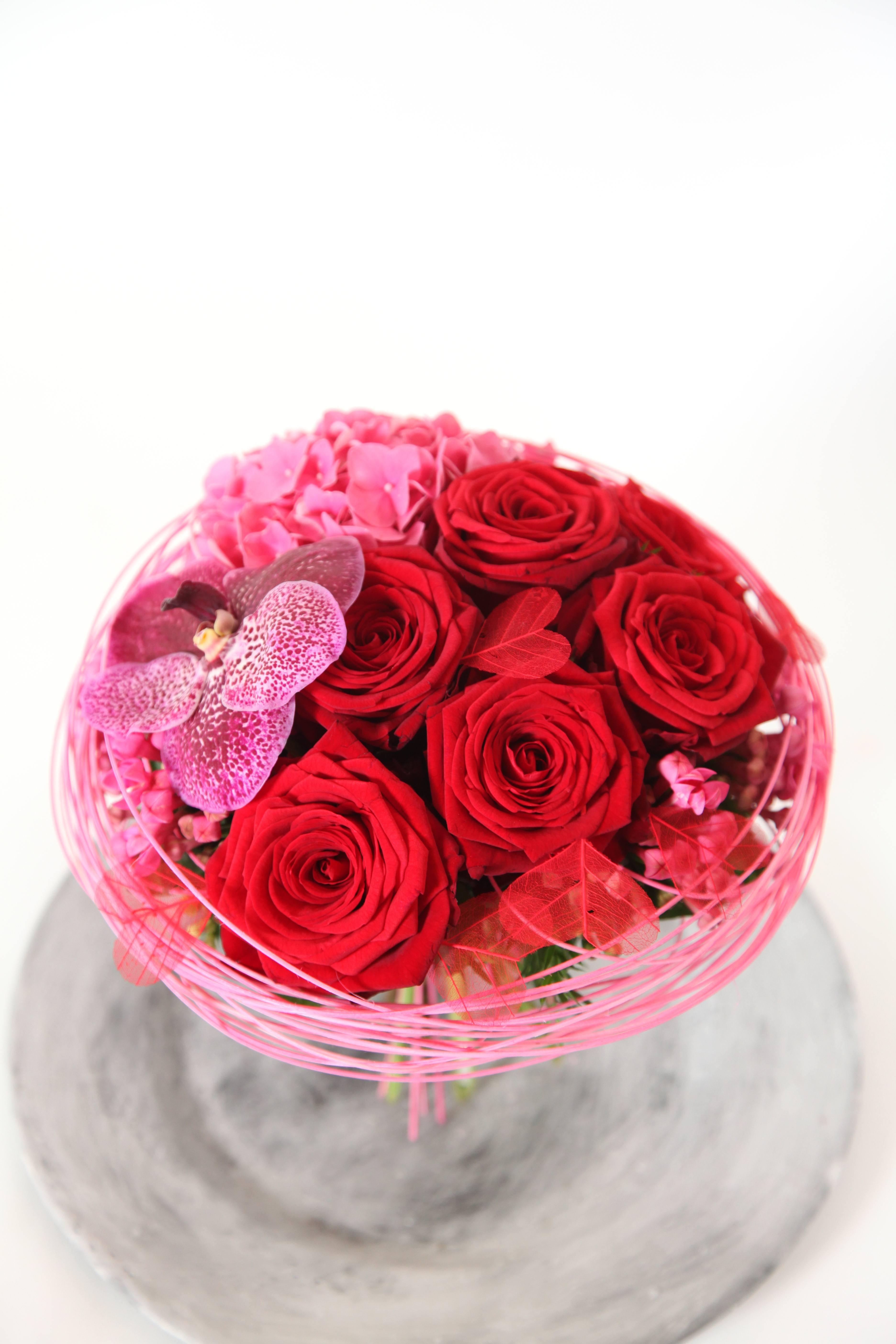 Porta Nova Red Naomi - Floral Fundamentals valentines day
